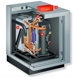 viessmann vitocal 350-G heat pump dubai
